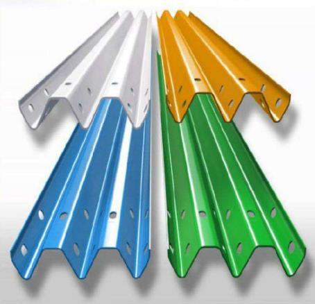 波形护栏、波形梁护栏、护栏板构件组成及规范要求