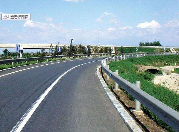 高速公路波形护栏板安装注意事项分析